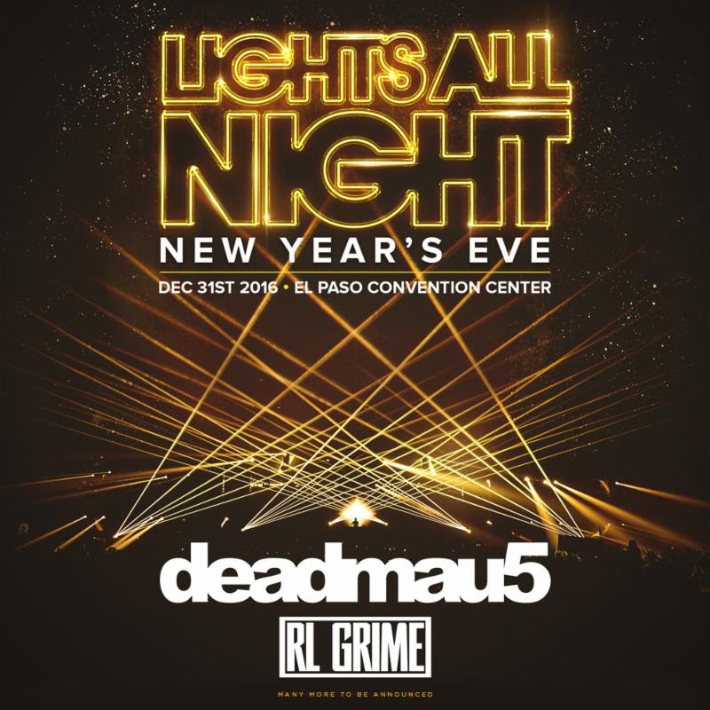 Deadmau5, Zedd And Above & Beyond Set To Headline Lights All Night