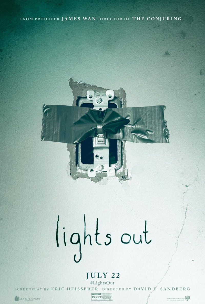 Nerve-Shredding Trailer For Lights Out Plunges You Into Darkness