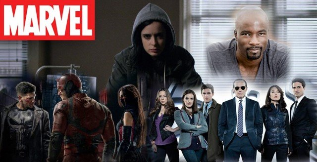 The reboot of Marvel TV characters