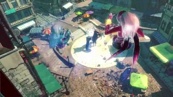 Gravity Rush 2 Will Be The End Of Kat's Story