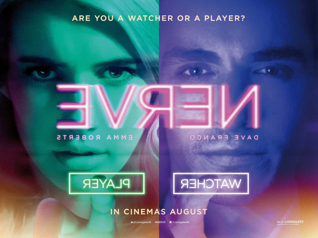Latest Nerve Trailer Thrusts Emma Roberts And Dave Franco Into A Digital Mind Game