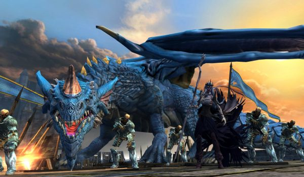 Free-To-Play MMO Neverwinter Comes To PlayStation 4 On July 19