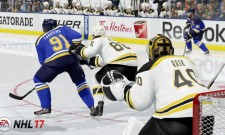 NHL 17 Gets An On-Ice Gameplay Video