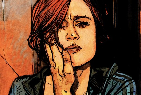 Brian Michael Bendis' Comic Series Scarlet Is Being Adapted For TV