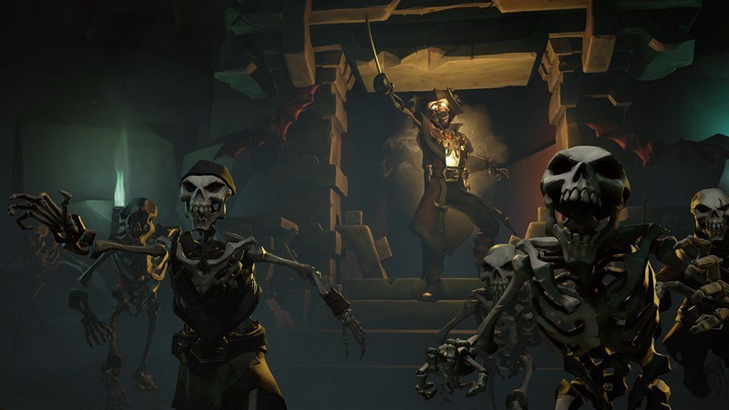 Sea Of Thieves Hands-On Preview [E3 2016]