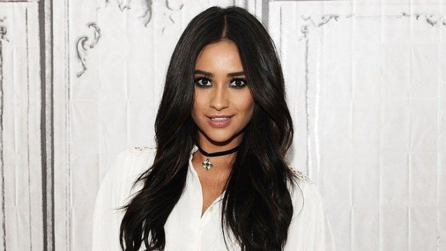 Screen Gems Horror Thriller Cadaver Taps Pretty Little Liars Stalwart Shay Mitchell