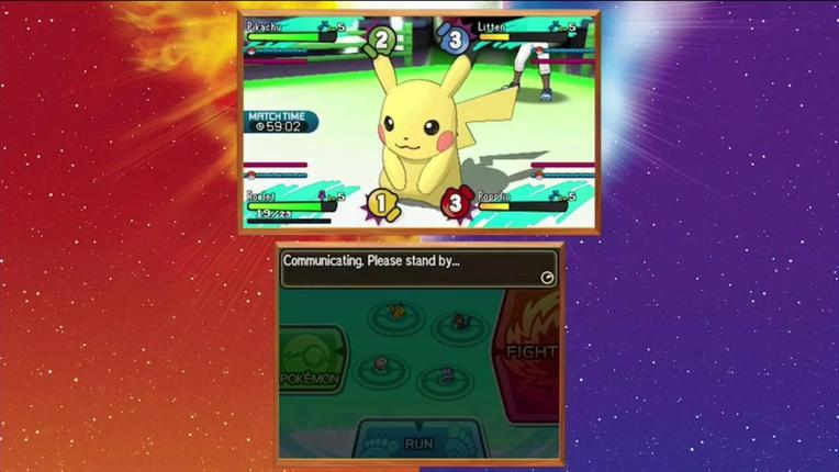 Pokemon Sun & Moon Trailer Champions Battle Royal Multiplayer And New Pokemon