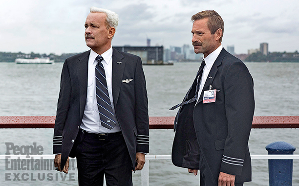 First Look At Clint Eastwood's Sully Teases The Miracle Of The Hudson