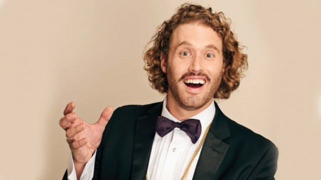 T.J. Miller Boards Steven Spielberg's Ready Player One