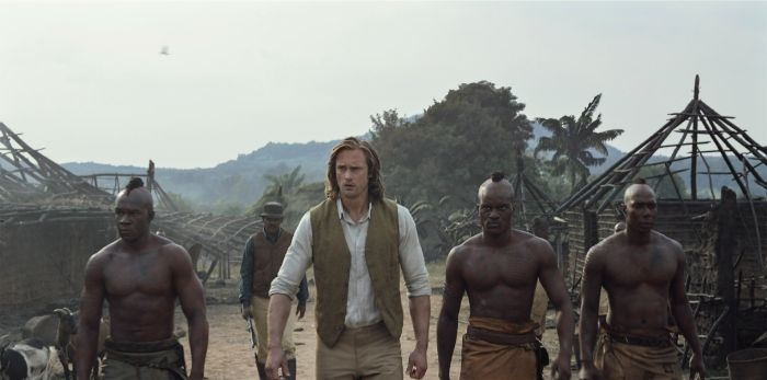 Feast Your Eyes On Alexander Skarsgård's Abs In These New Legend Of Tarzan Photos
