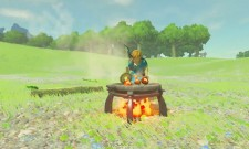 New Zelda: Breath Of The Wild Trailer Showcases Link's Cooking