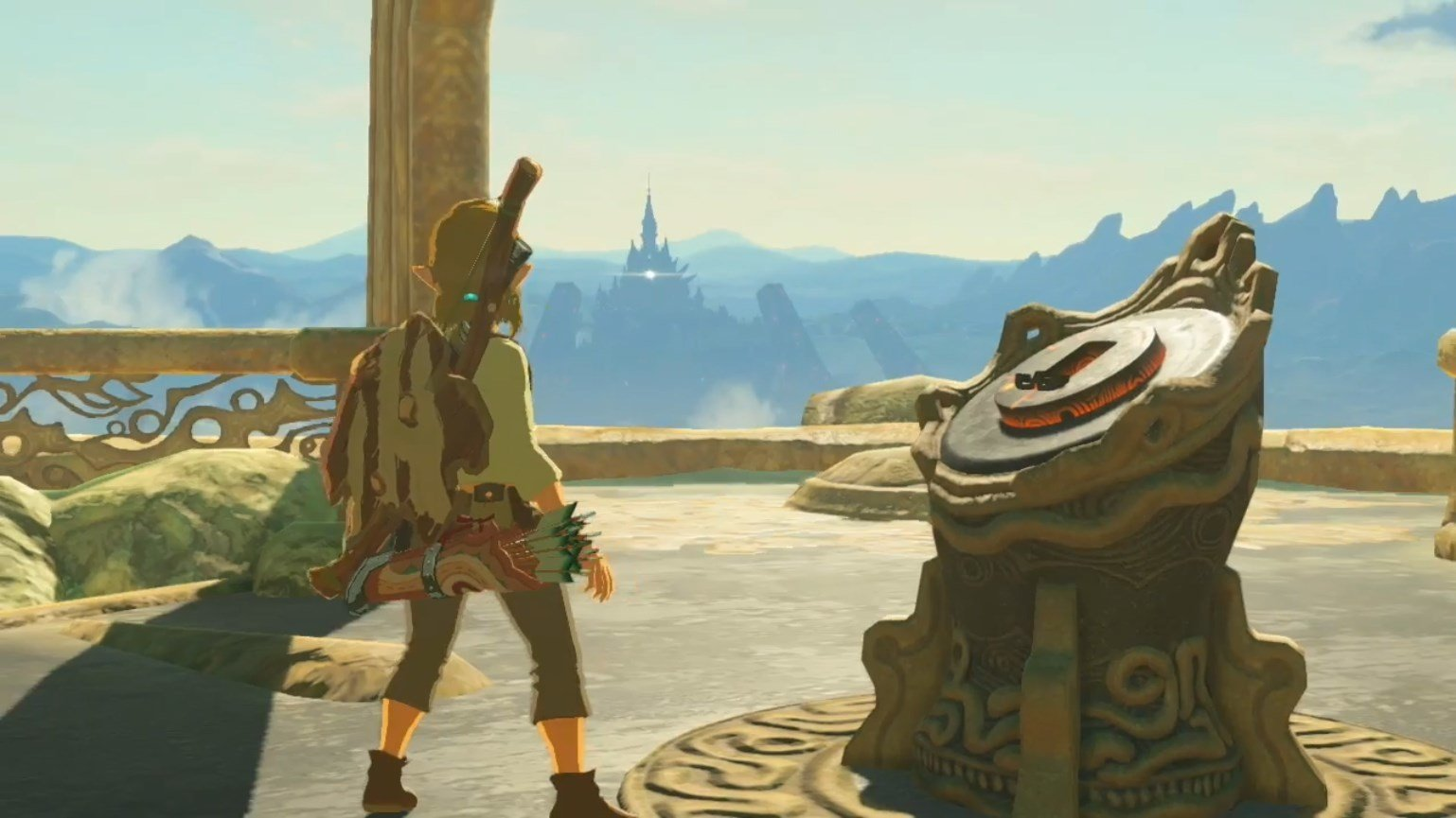 The Legend Of Zelda Breath Of The Wild S Master Edition