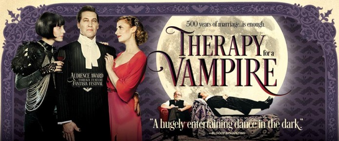Therapy For A Vampire Review