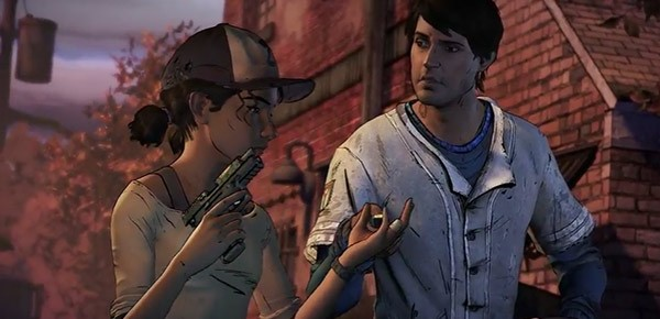 Telltale Offers Quick Glimpse At New Walking Dead Game