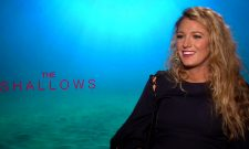Exclusive Video Interview: Blake Lively Talks The Shallows And Sharks