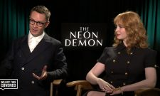 Exclusive Video Interview: Christina Hendricks And Nicolas Winding Refn Talk The Neon Demon