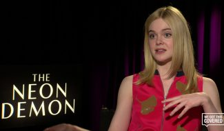 Exclusive Video Interview: Elle Fanning Talks The Neon Demon