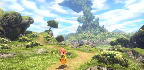 World Of Final Fantasy Gets A Release Date And New Trailer