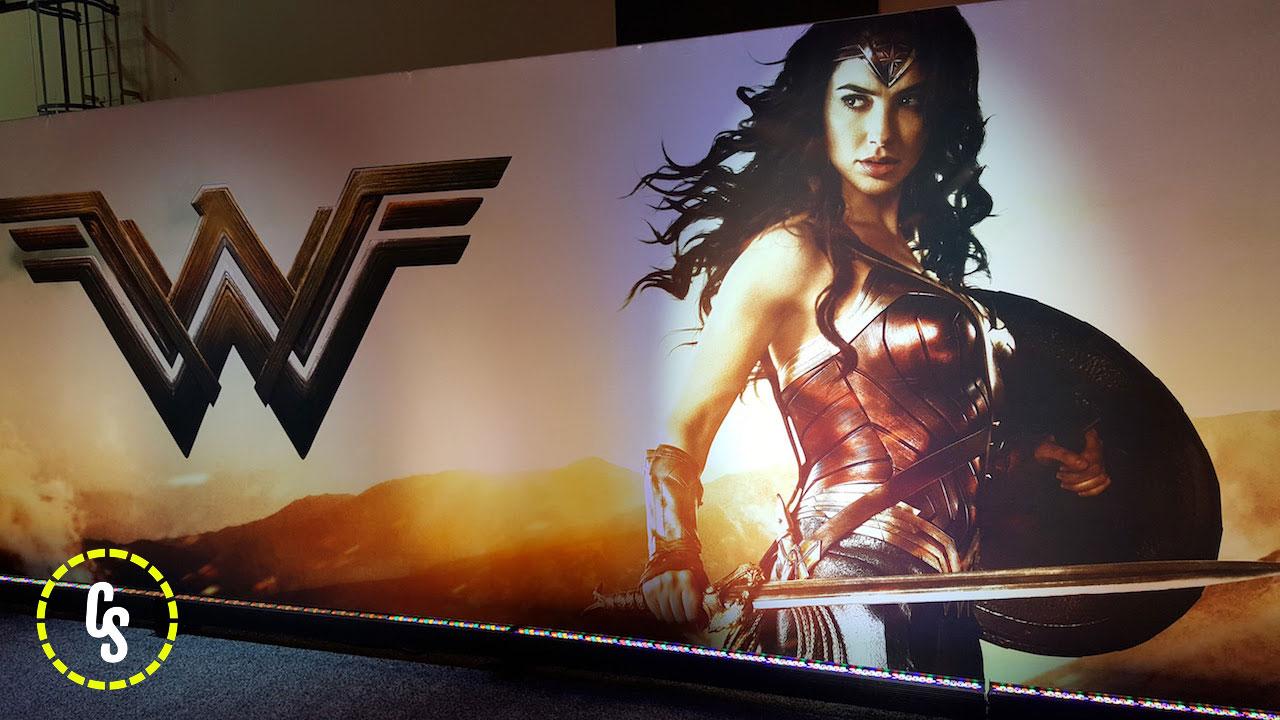 Gal Gadot Strikes A Pose On First Wonder Woman Promo Posters