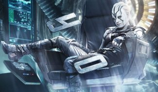 Sofia Boutella's Jaylah Is The Focus Of Latest Star Trek Beyond Poster