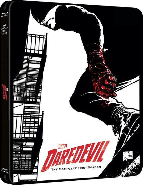 Daredevil Season 1 Appears To Finally Have A Blu-Ray Release Date