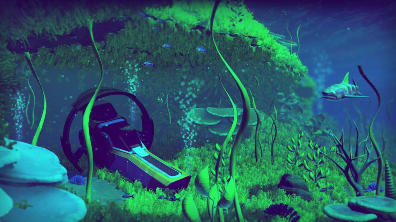 No Man's Sky File Size Weighs In At A Surprisingly Small 6GB; First Update In The Works