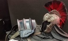 Hulk's Gladiator Armor From Thor: Ragnarok Revealed At Comic-Con