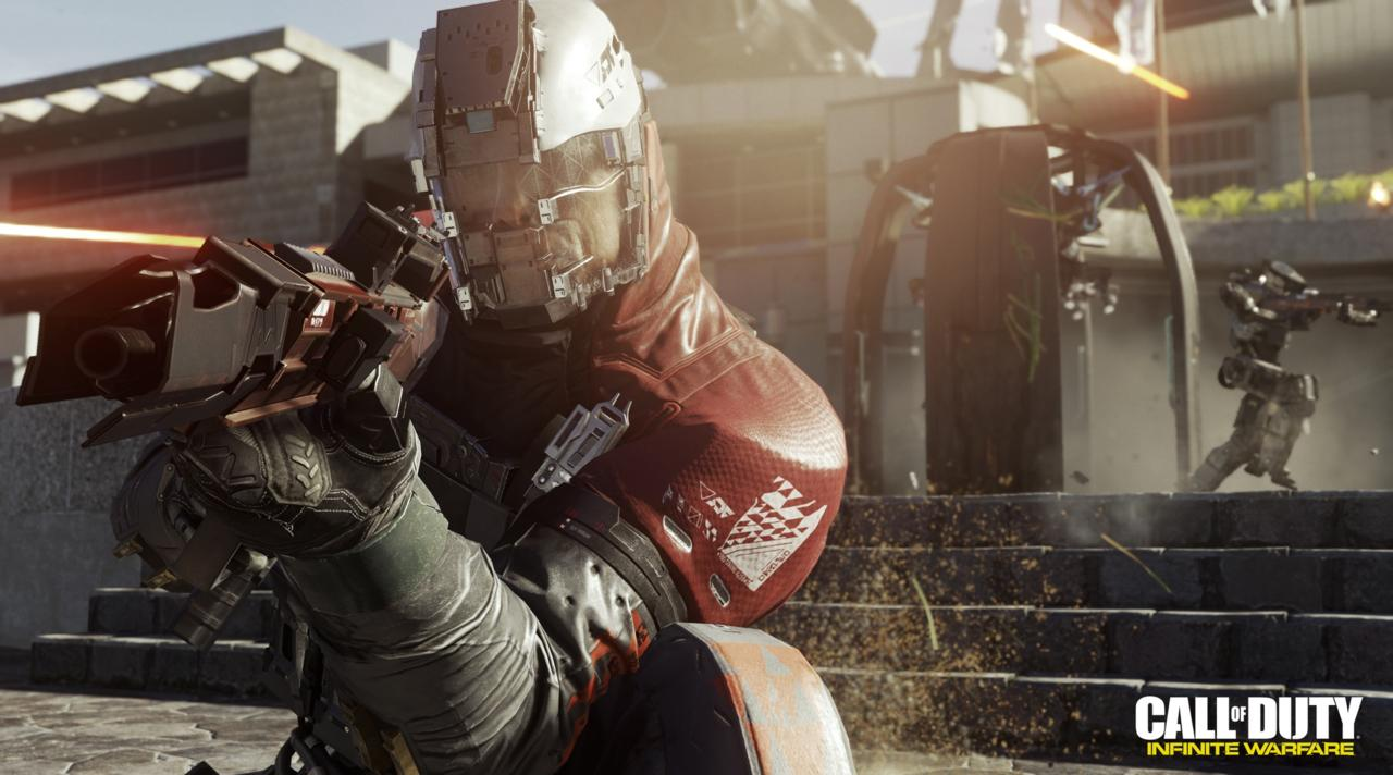 CONTEST: Win A Copy Of Call Of Duty: Infinite Warfare