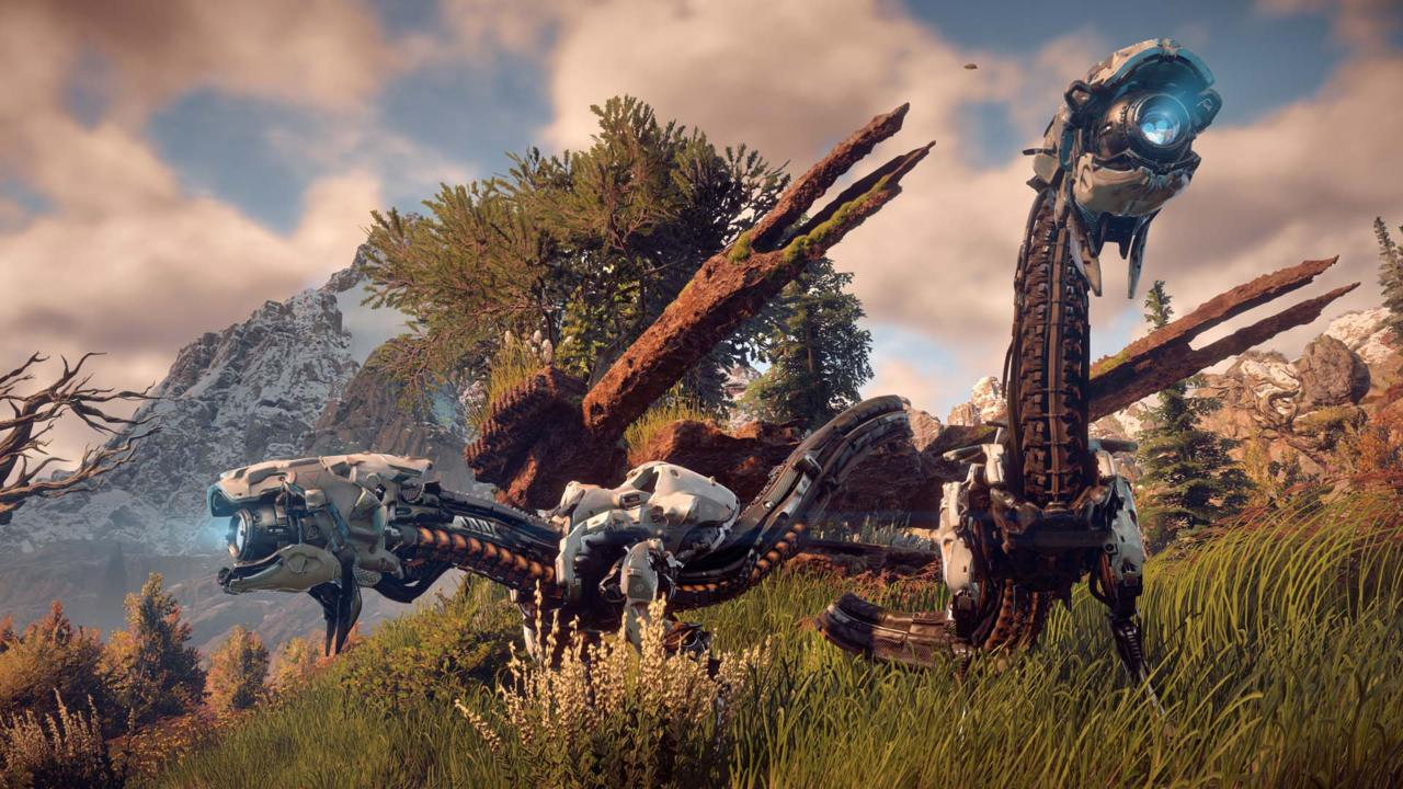 Horizon Zero Dawn Is Exciting Because It's Looking To Do Something Different