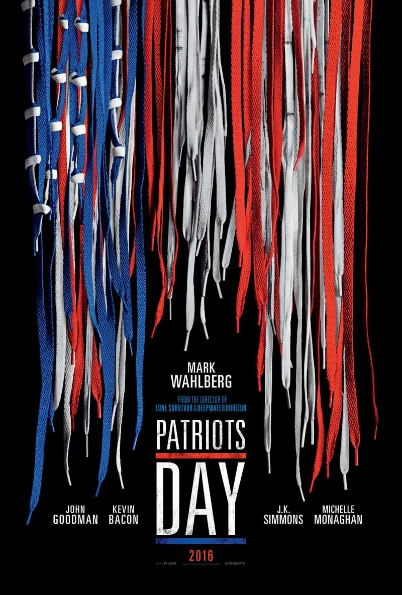 Patriots Day Trailer Has Mark Wahlberg Tackle Terrorism On The Streets Of Boston