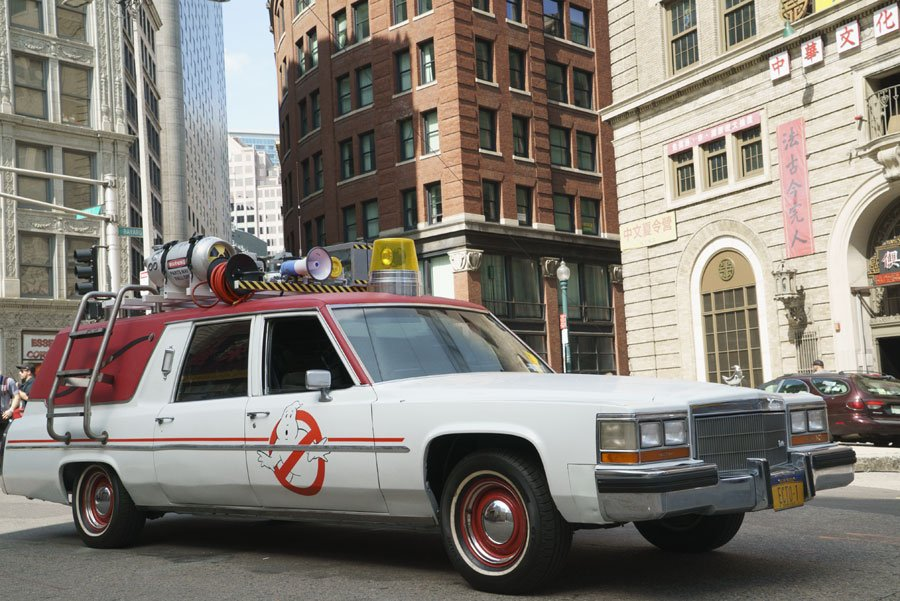 "Sony Chief Says There's ""No Doubt"" About Ghostbusters Sequel"