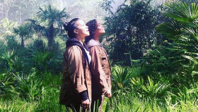 Annihilation Set Photos Offer Fleeting Peek Into Area X