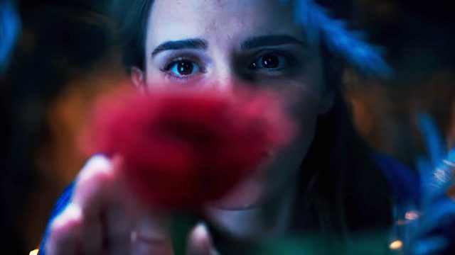 Beauty And The Beast Poster Teases An Enchanting Magic