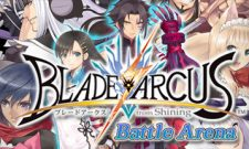 Blade Arcus from Shining: Battle Arena Review