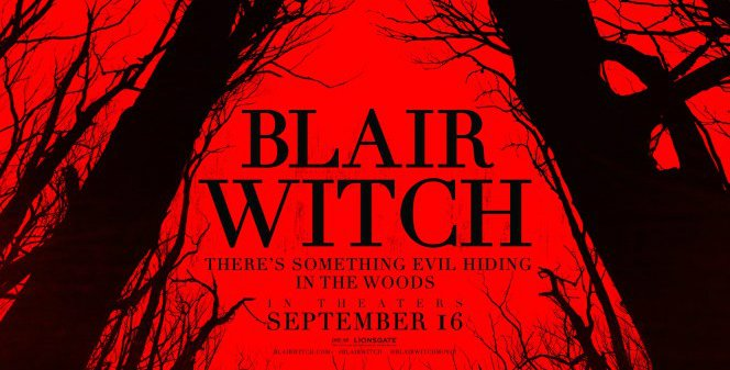 The Legend Returns In New Promos For Adam Wingard's Blair Witch Sequel