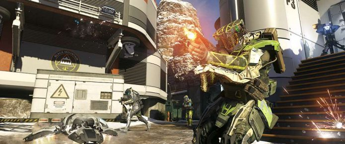 Call Of Duty: Infinite Warfare Multiplayer Hands-On Preview