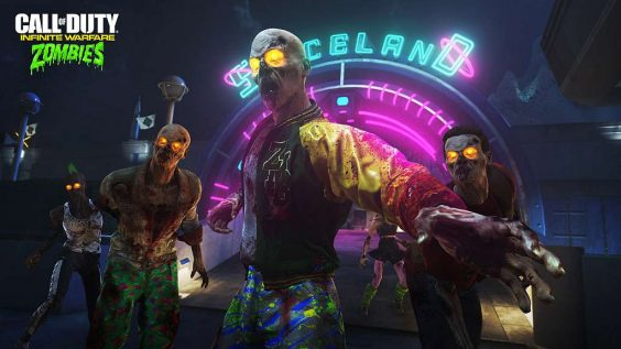 Call Of Duty: Infinite Warfare - Zombies In Spaceland Hands-On Preview