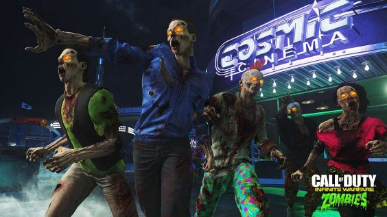 Zombies in Spaceland preview