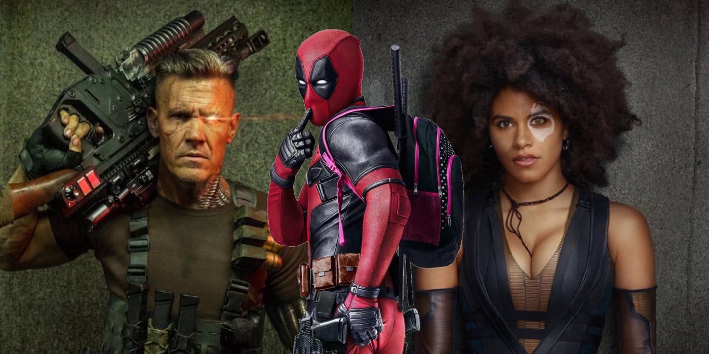 Deadpool 2 Celebrates Thanksgiving With Poster And Good Housekeeping Magazine