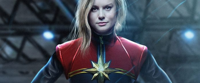 Captain Marvel Reportedly Eyeing Jude Law For Male Lead