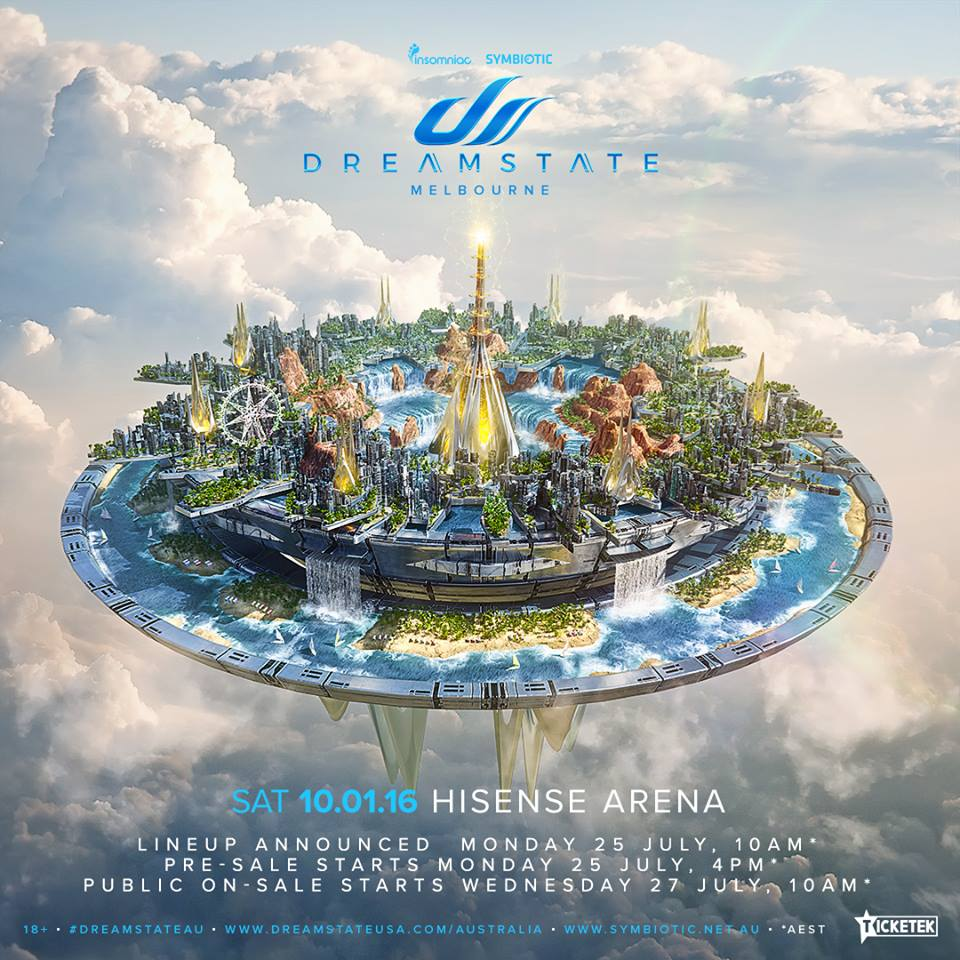 Insomniac's Dreamstate Festival Is Headed Down Under