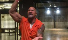 The Rock Sparks A Prison Riot In All-New Fast 8 Set Video