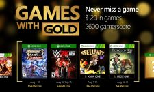 Spelunky, WWE 2K16 Among Xbox Games With Gold Lineup For August 2016