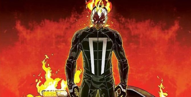 It Appears As If Ghost Rider Will Indeed Appear In Agents Of S.H.I.E.L.D. Season 4