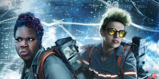 One More Poster For Paul Feig's Ghostbusters Revealed