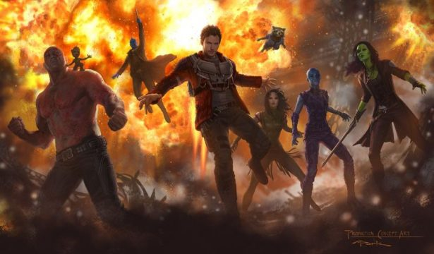 "Chris Pratt: Guardians Of The Galaxy Vol. 2 Could Be ""Biggest Spectacle Movie Of All Time"""