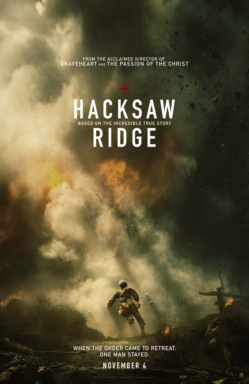 Andrew Garfield Throws Caution To The Wind In Electrifying New Hacksaw Ridge Trailer
