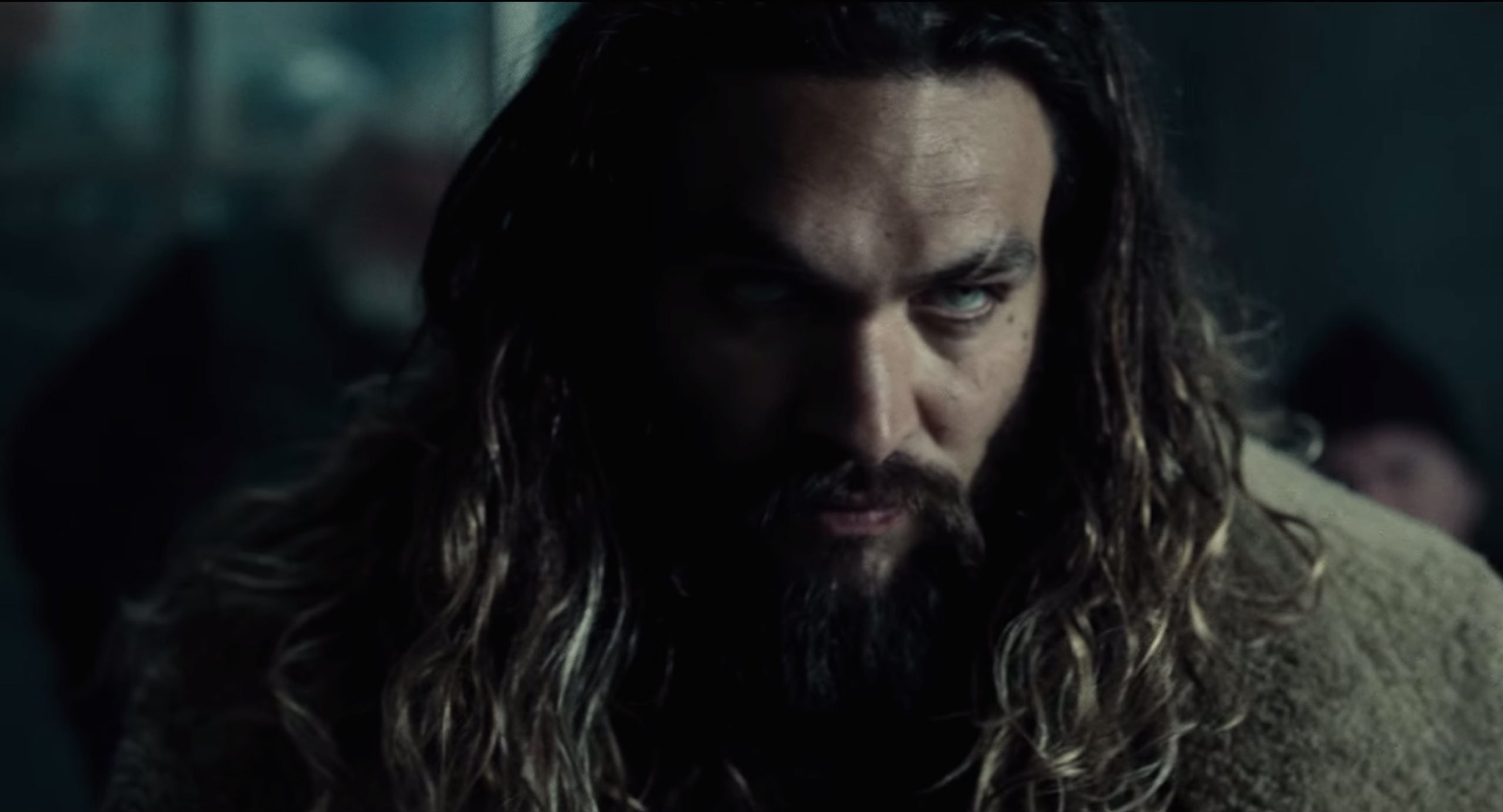 New Justice League Pic Features A Glowering King Of The Seven