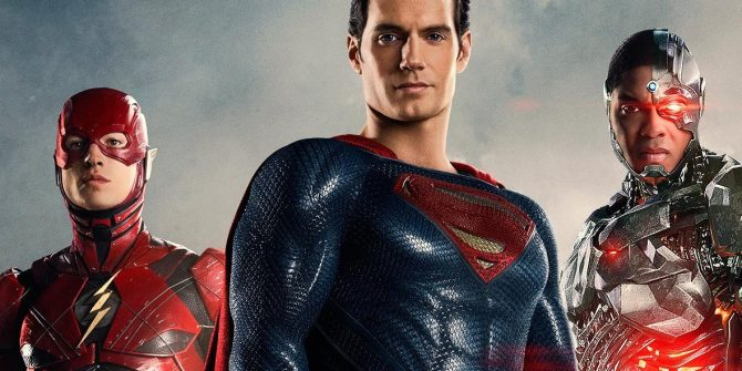 Justice League: Henry Cavill Hints At Iconic Black Superman Suit
