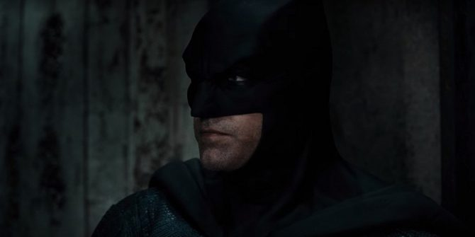 Ben Affleck's Solo Batman Movie Estimated To Be A Year And A Half Away From Release